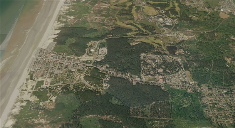 Vente terrain Quend 166500€ - Photo 2