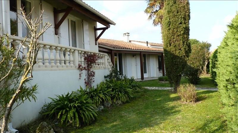 Vente maison / villa Le chateau d oleron 499500€ - Photo 1