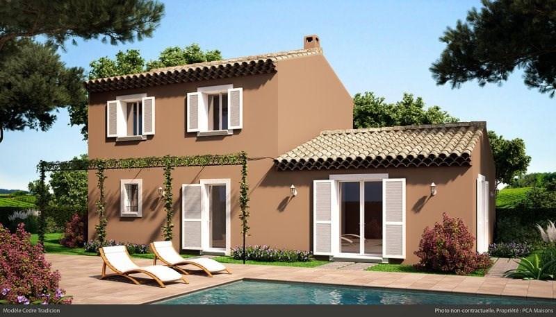 Maison  4 pièces + Terrain 307 m² Forcalqueiret par PCA MAISONS - LA FARLEDE