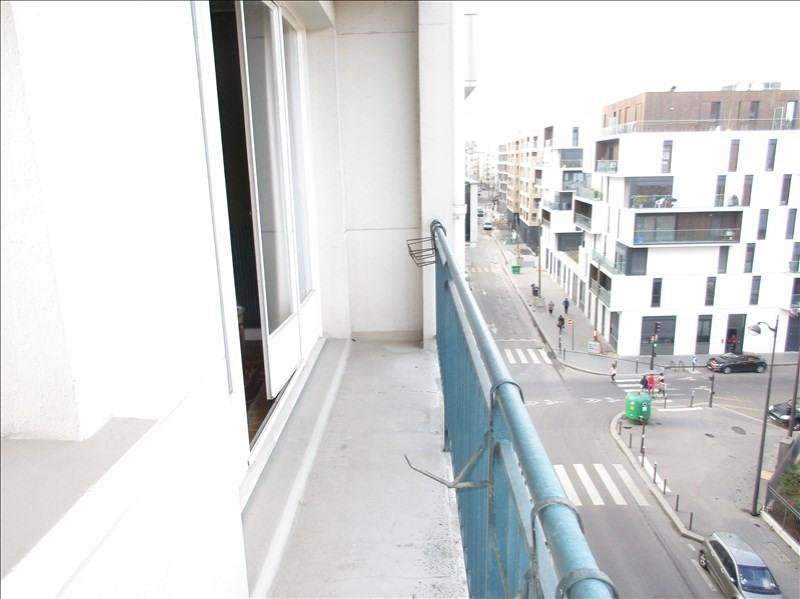 Vente appartement Paris 15ème 549000€ - Photo 1