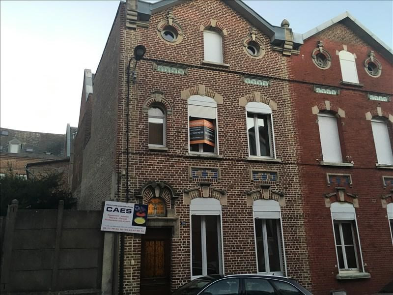 Sale house / villa St quentin 59750€ - Picture 1