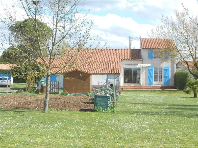 Sale house / villa Aulnay 170 910€ - Picture 9