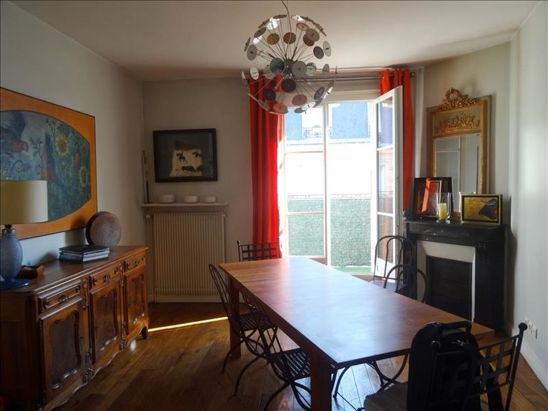 Vente de prestige appartement Paris 18ème 1 110 000€ - Photo 1