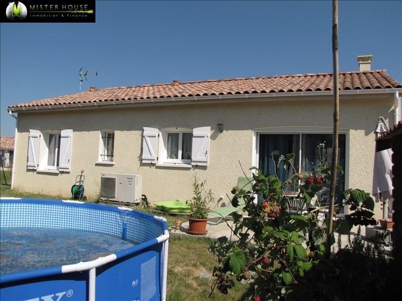Verkoop  huis Montauban 185000€ - Foto 1