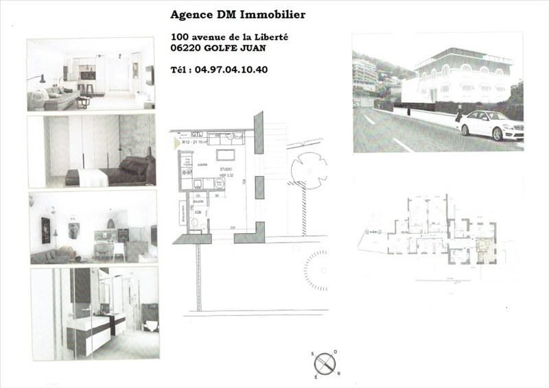 Produit d'investissement appartement Nice 165 000€ - Photo 1