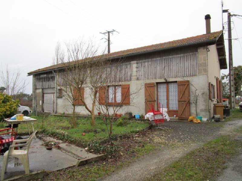 Sale house / villa Laruscade 254900€ - Picture 1