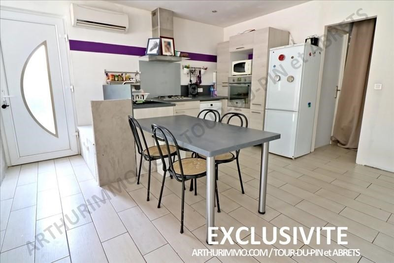 Vente maison / villa La tour du pin 145 000€ - Photo 3