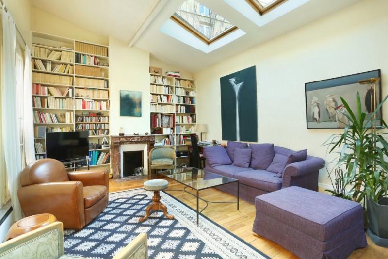 Revenda residencial de prestígio apartamento Paris 5ème 1320000€ - Fotografia 2