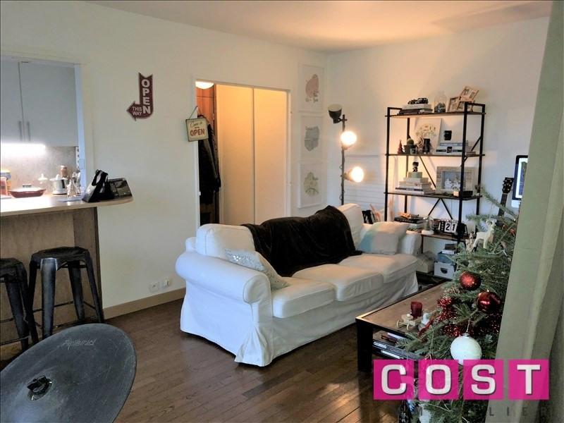 Venta  apartamento Courbevoie 322000€ - Fotografía 1