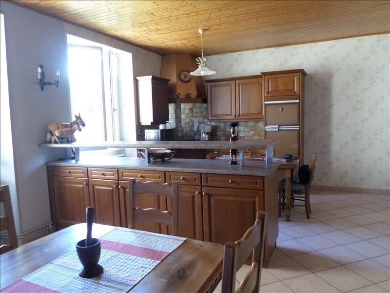 Vente maison / villa Thoirette 135000€ - Photo 1