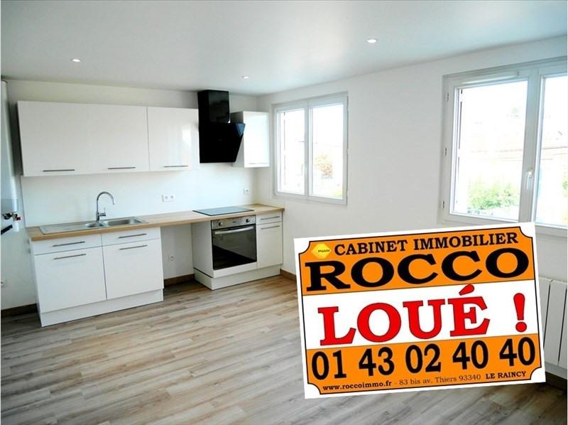 Rental apartment Livry gargan 795€ CC - Picture 1