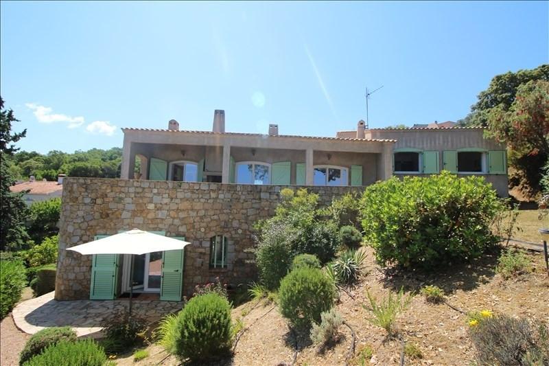 Vente de prestige maison / villa Porticcio 790000€ - Photo 2