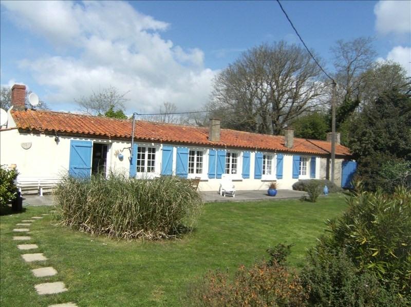 Sale house / villa Talmont st hilaire 262000€ - Picture 1