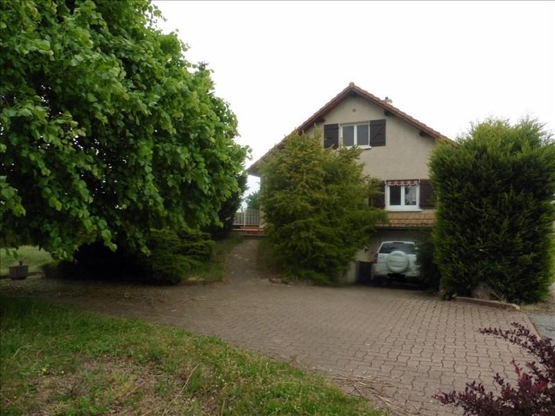 Sale house / villa St clair du rhone 249000€ - Picture 1