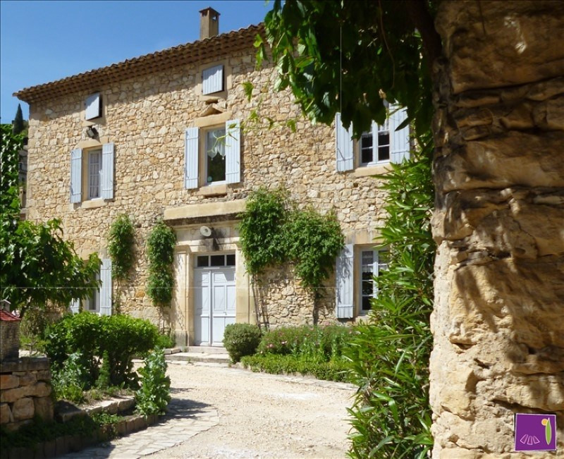 Deluxe sale house / villa Uzes 695000€ - Picture 11