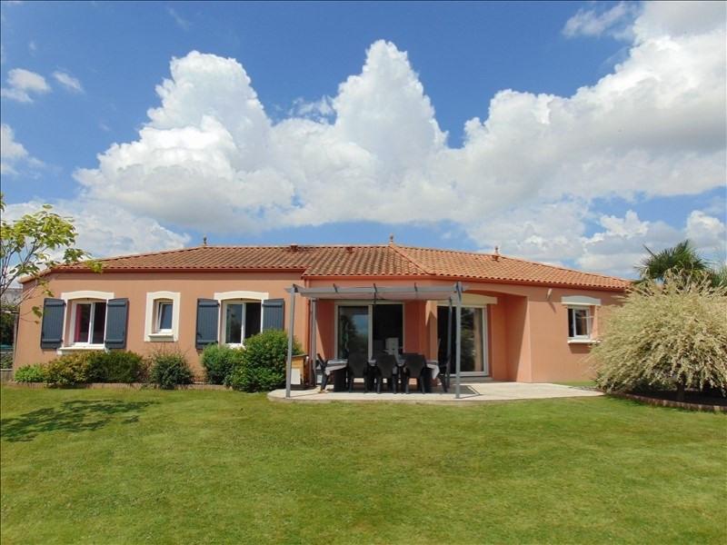 Vente maison / villa La plaine 209900€ - Photo 1