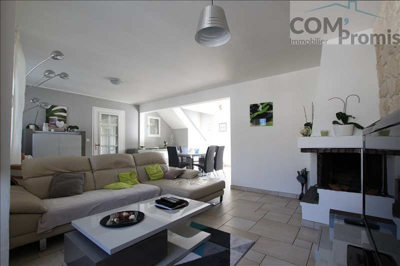 Vente maison / villa La queue en brie 457400€ - Photo 3