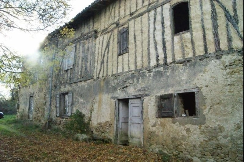 Vente maison / villa Cuq toulza 80000€ - Photo 1