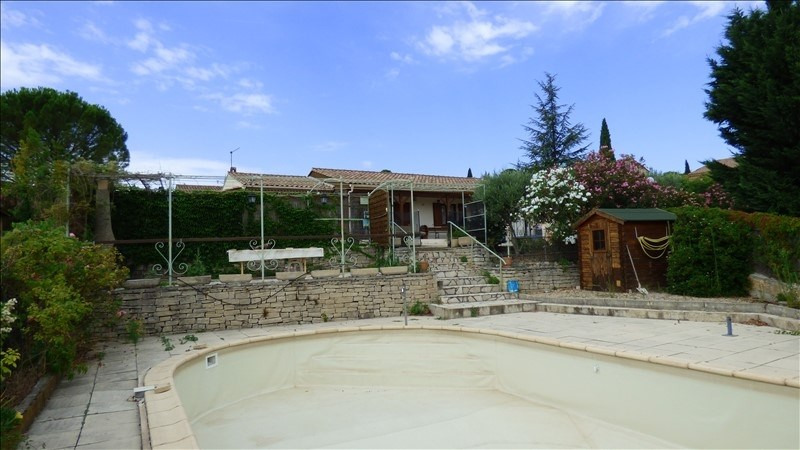 Vente maison / villa Mormoiron 289 000€ - Photo 1