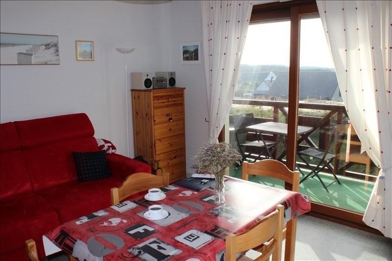 Vente appartement Quend plage les pins 125800€ - Photo 1