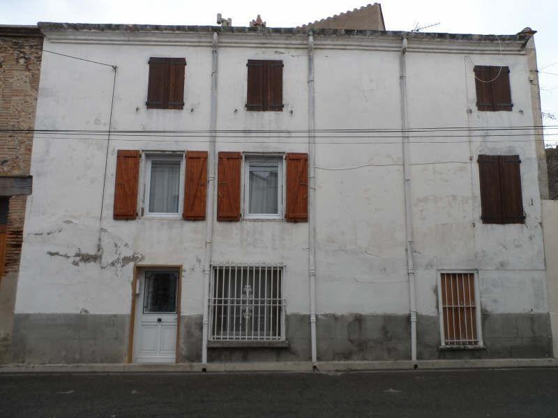Vente maison / villa Villelongue de la salanque 98000€ - Photo 1