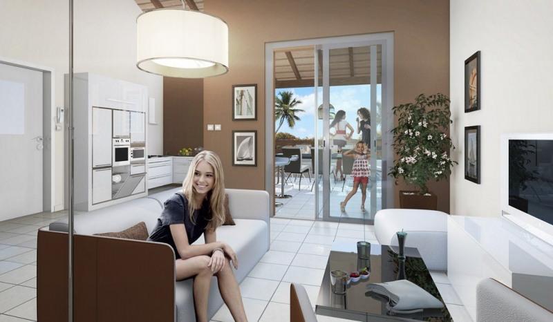 Rental apartment Le gosier 643€ CC - Picture 2