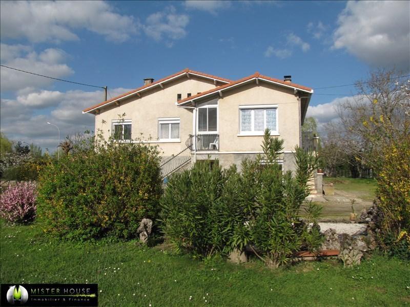 Verkoop  huis Montauban 202000€ - Foto 1