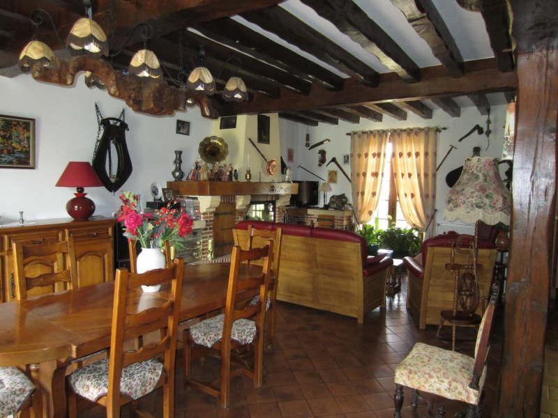 Sale house / villa St just en chaussee 239000€ - Picture 6