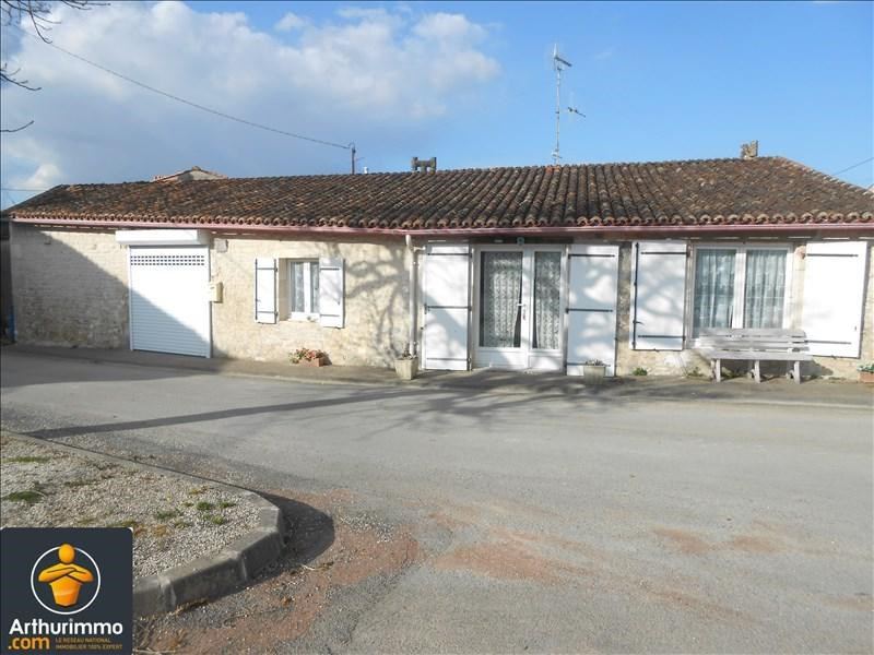 Sale house / villa Aulnay 39 500€ - Picture 1