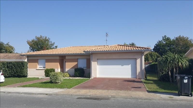 Vente maison / villa Martignas sur jalle 399500€ - Photo 1