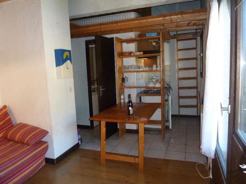 Sale apartment Servoz 66000€ - Picture 5