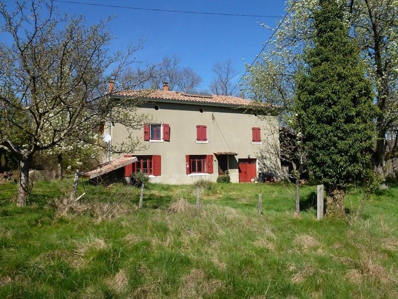 Sale house / villa Hauterives 220000€ - Picture 1