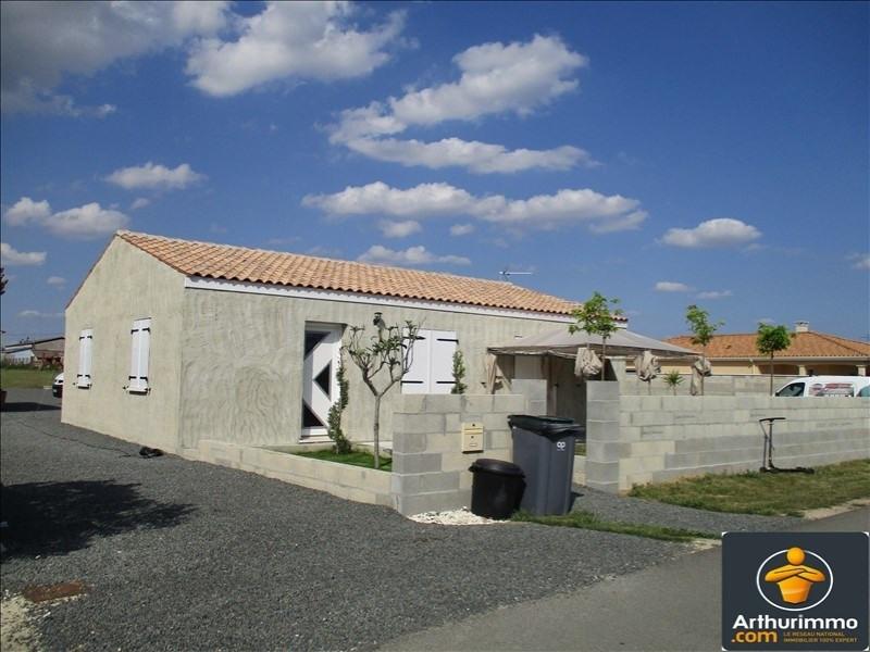 Sale house / villa St julien de l escap 154425€ - Picture 1