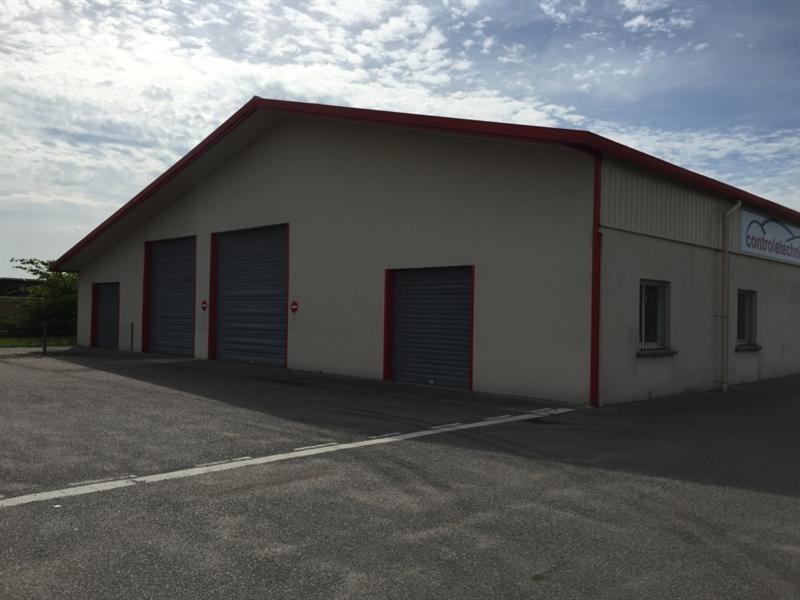 Vente Local d'activités / Entrepôt Saint-Romain-de-Colbosc 0