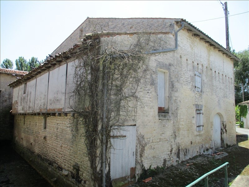 Sale house / villa St jean d angely 75600€ - Picture 7