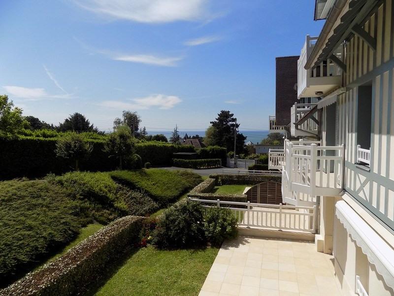 Vendita appartamento Trouville sur mer 371000€ - Fotografia 1