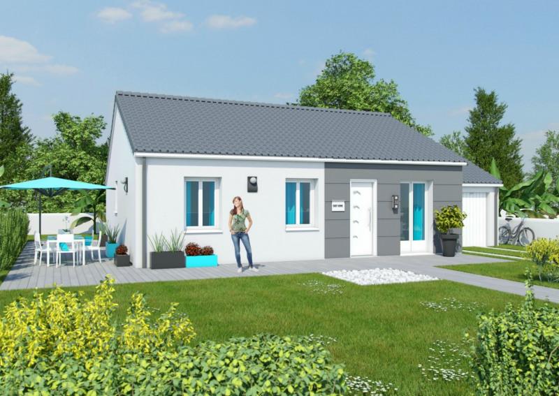 Maison  4 pièces + Terrain 260 m² Candillargues par maisons coté soleil
