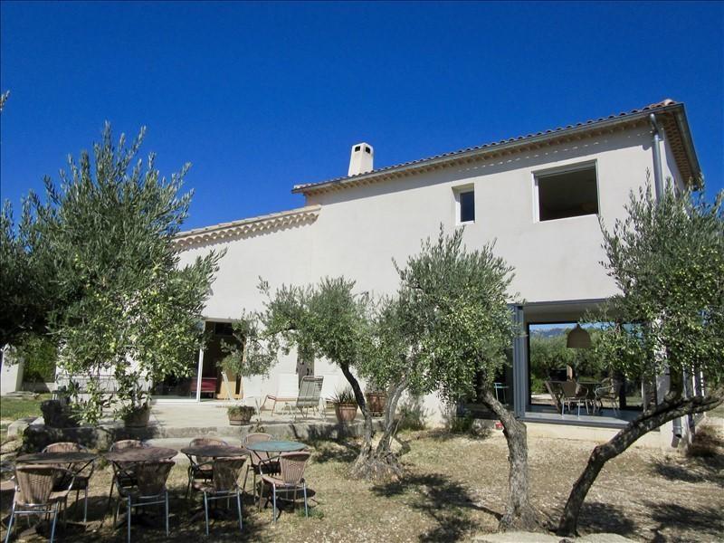 Deluxe sale house / villa Sarrians 615000€ - Picture 2