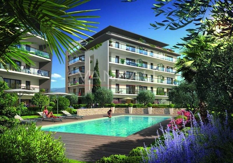 Vente de prestige appartement Antibes 299000€ - Photo 7