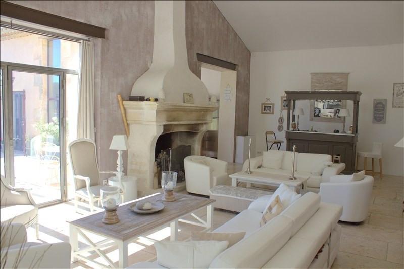 Vente de prestige maison / villa Plan d orgon 754000€ - Photo 6