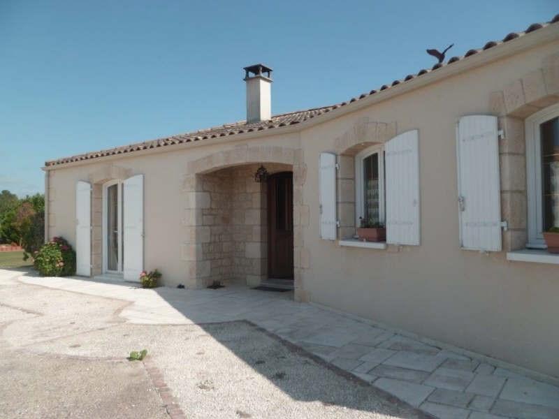 Vente maison / villa Bourcefranc le chapus 418000€ - Photo 2