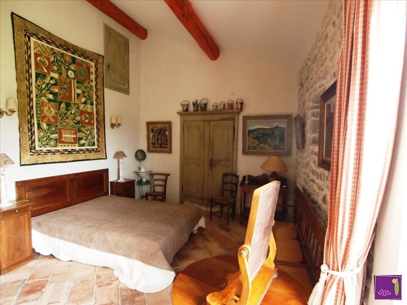 Vendita casa Uzes 472000€ - Fotografia 7