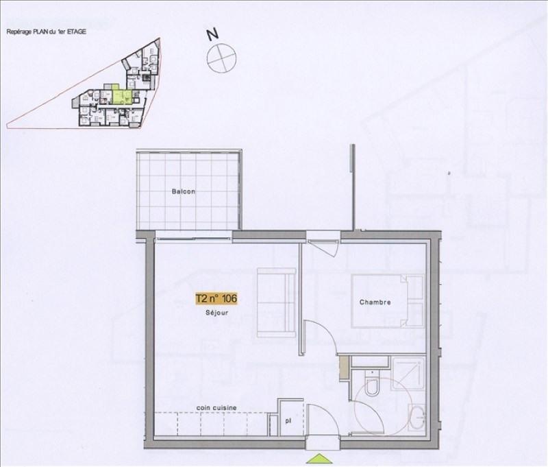 Vendita appartamento Pertuis 142000€ - Fotografia 1