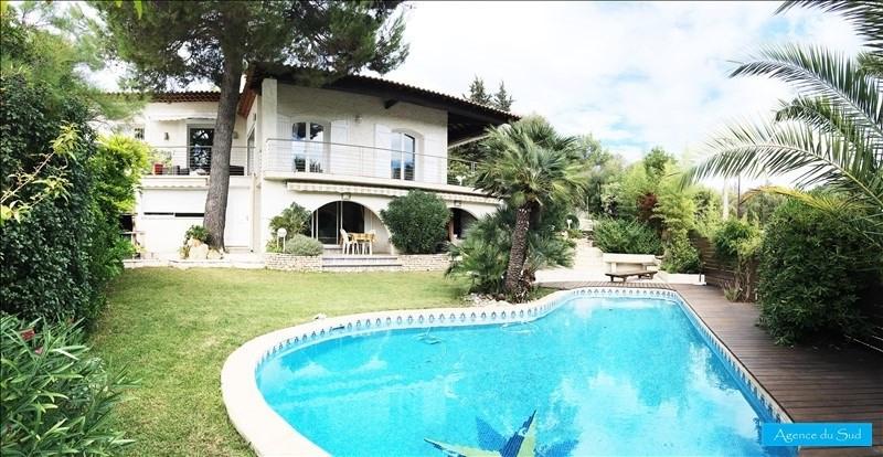 Vente de prestige maison / villa Carnoux en provence 850000€ - Photo 2