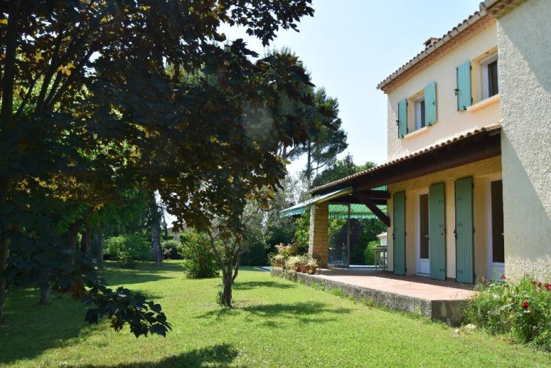 Immobile residenziali di prestigio casa Pelissanne 588000€ - Fotografia 4