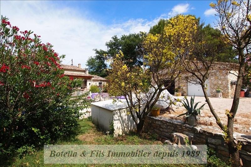 Sale house / villa Goudargues 422000€ - Picture 12