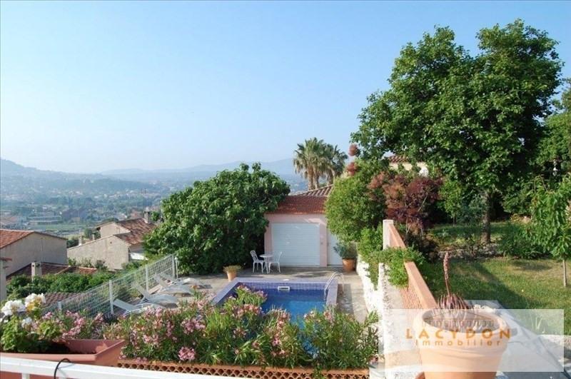 Sale house / villa Plan de cuques 480000€ - Picture 1