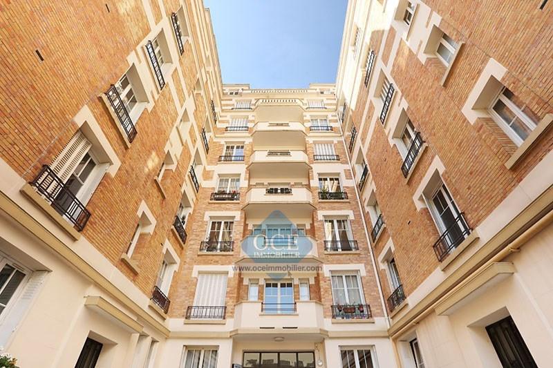 Sale apartment Paris 20ème 550000€ - Picture 1