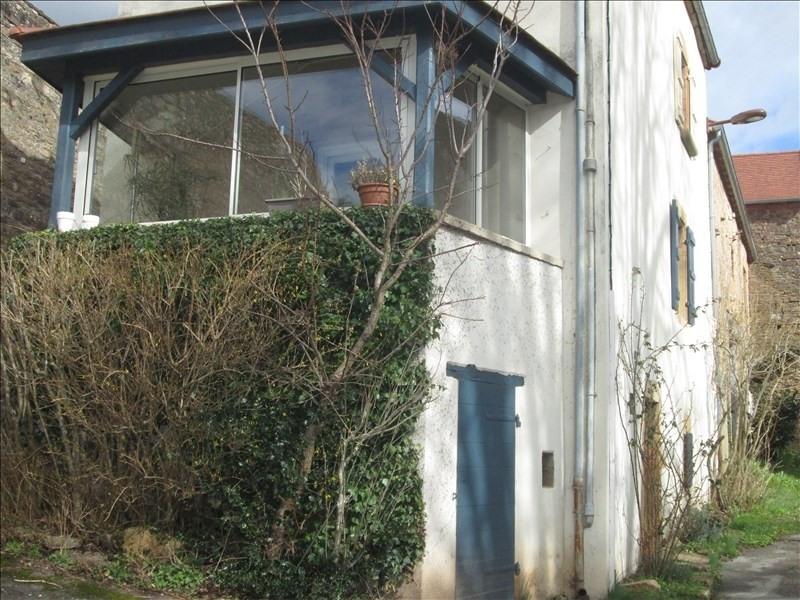 Vente maison / villa Sennecey le grand 129000€ - Photo 1