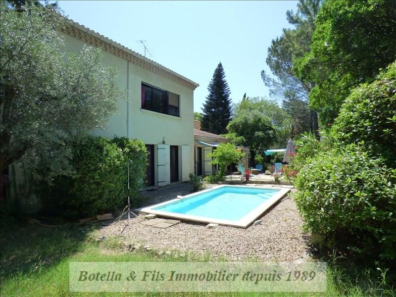 Verkoop  huis Uzes 479000€ - Foto 2